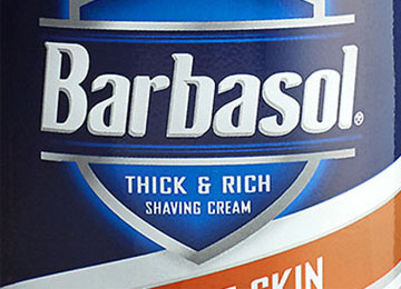 Barbasol & Pure Silk: Advertising